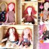 Mes patrons de poupée : la famille Quelque chose