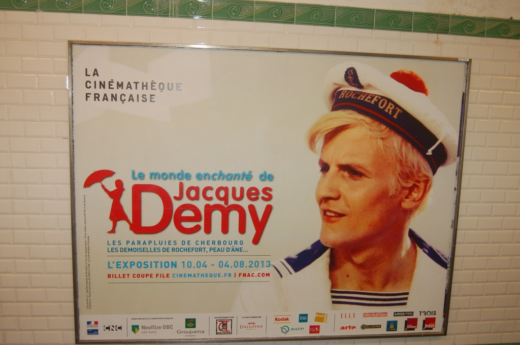 L'expo Jacques Demy