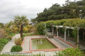 Jardin du musée Dior