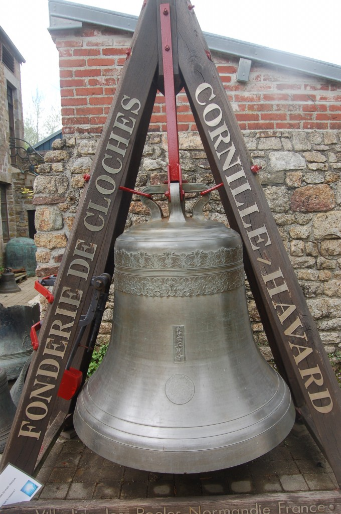 Fonderie de cloches de Villeneuve-Les-Poêles
