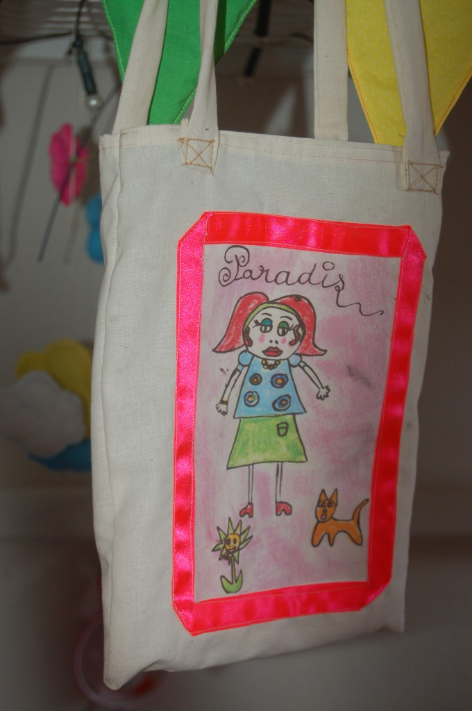 petites Phanettes sac