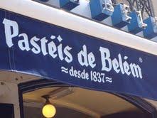 Lisbonne pastéis de belém