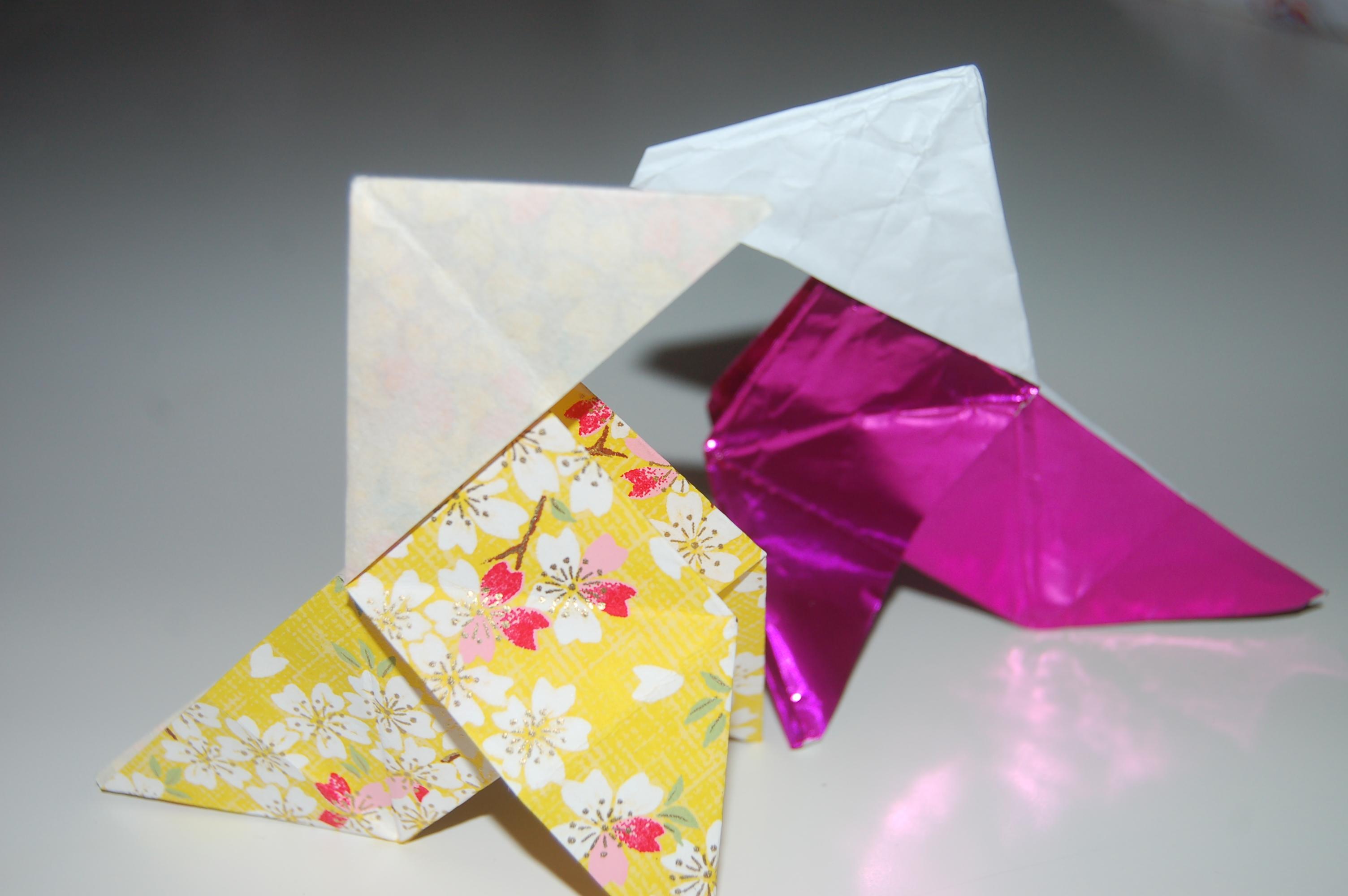 le papier japonais et le livre d 39 origamis d 39 adeline klam. Black Bedroom Furniture Sets. Home Design Ideas