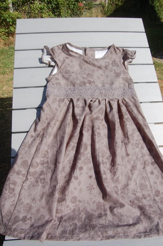 mes carnets de couture robe