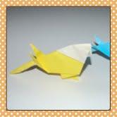 août adeline klam origami
