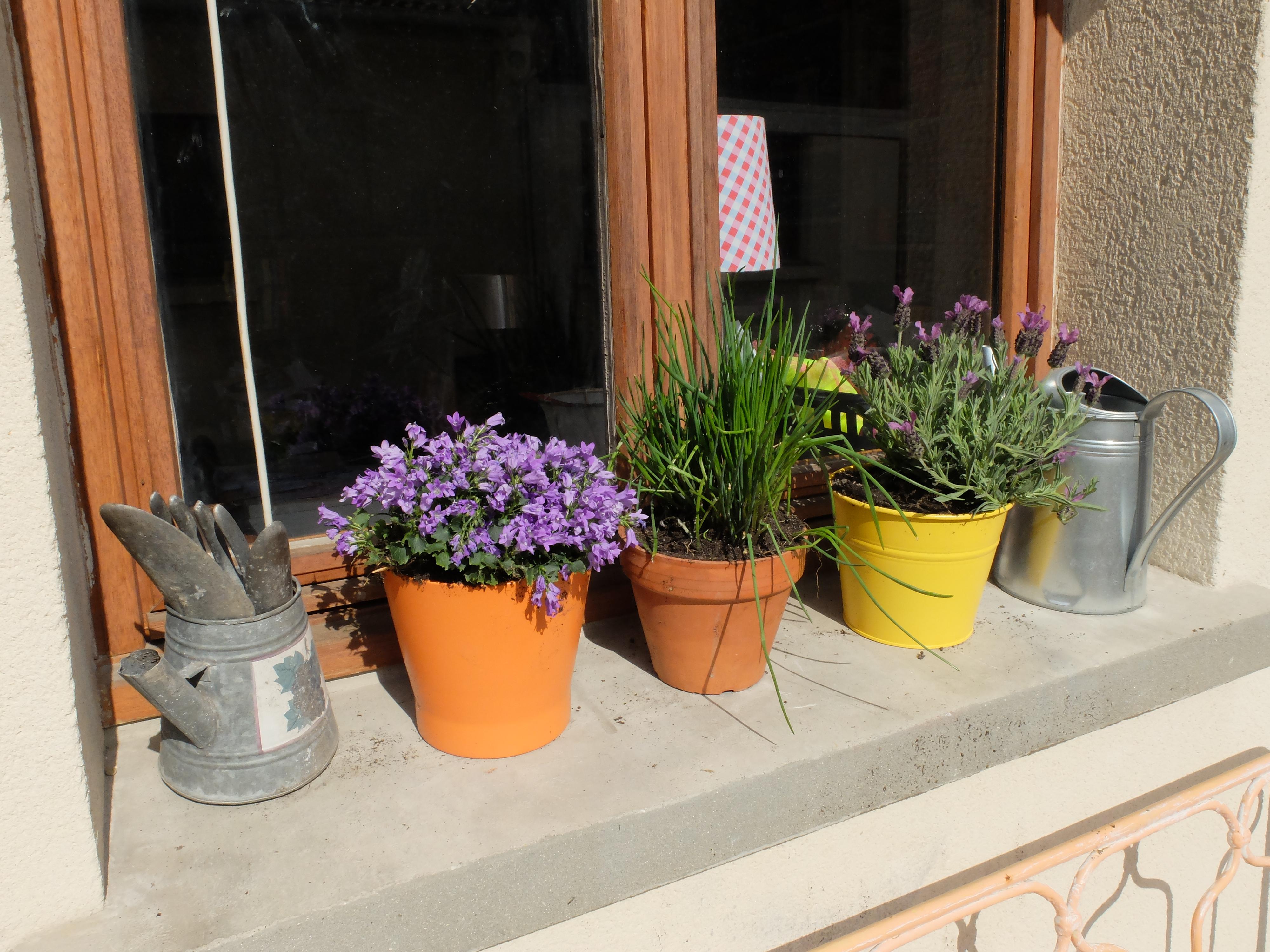 Le petit jardin du petit atelier for Fleurs artificielles chez ikea