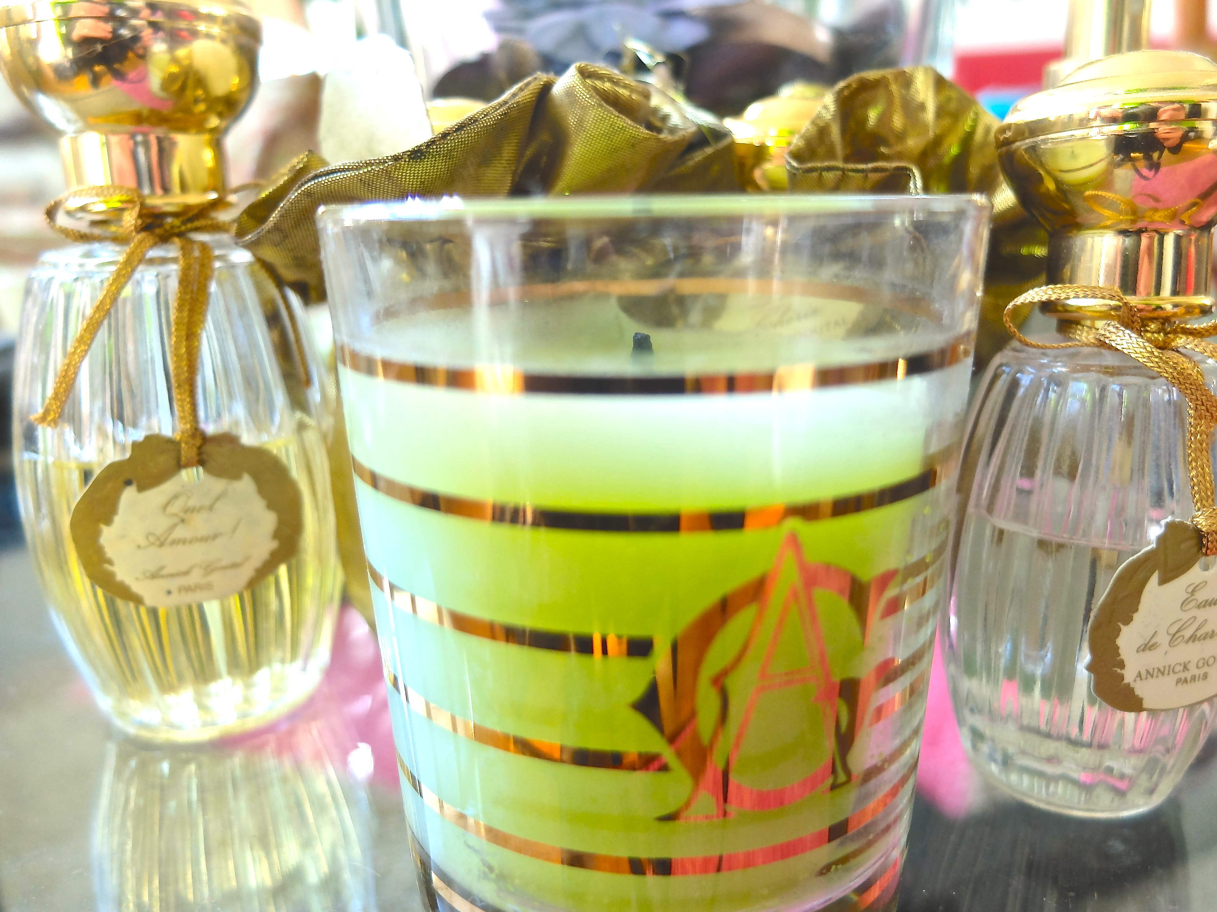 Bougie Annick Goutal