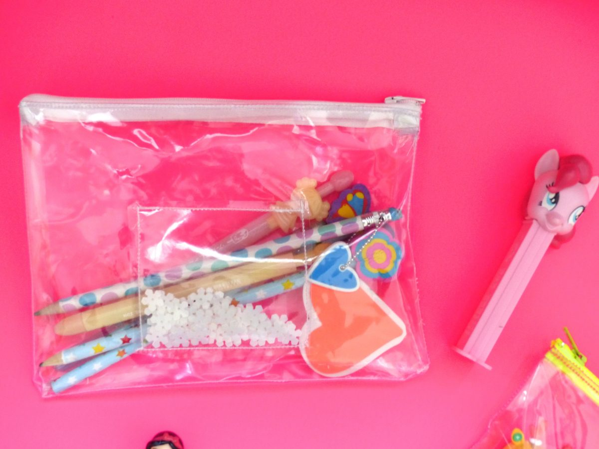 trousse girly