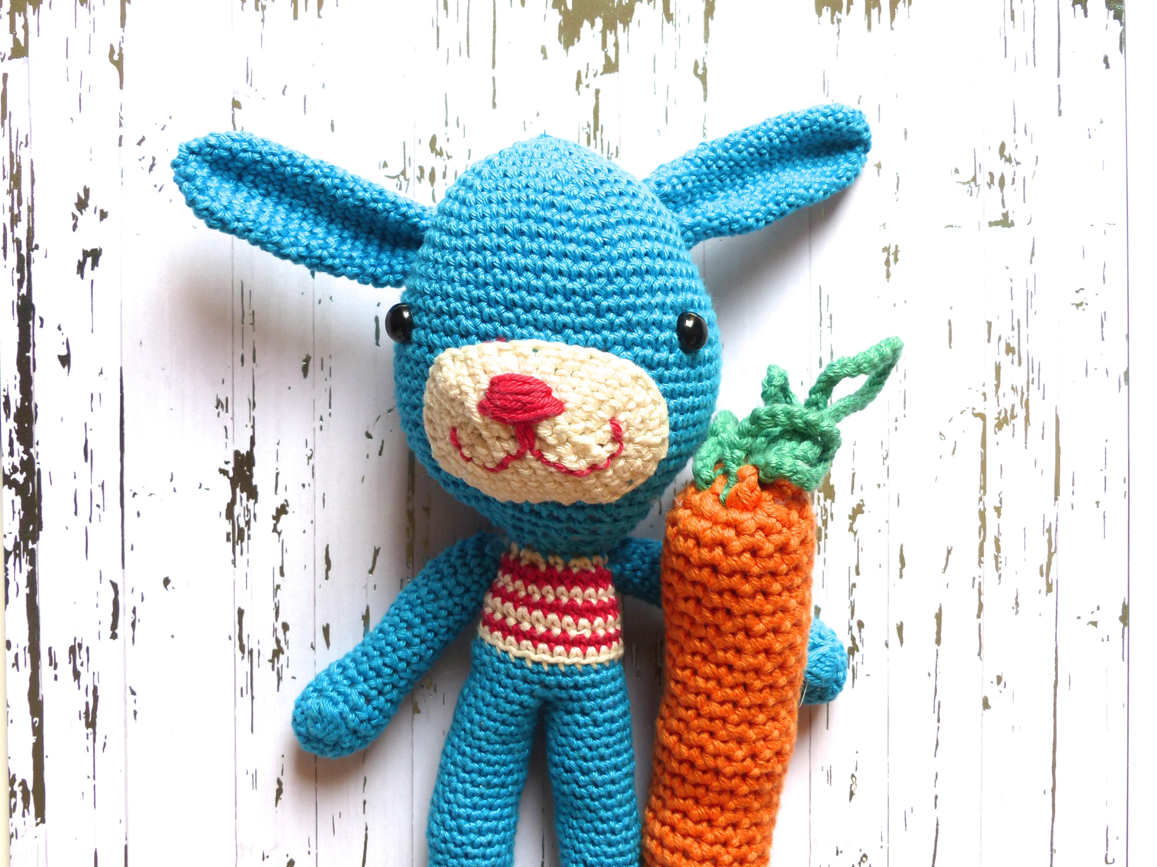 Tutoriel Lapin de printemps 🌸🐰 - Cat's Créa Crochet | 3000x4000