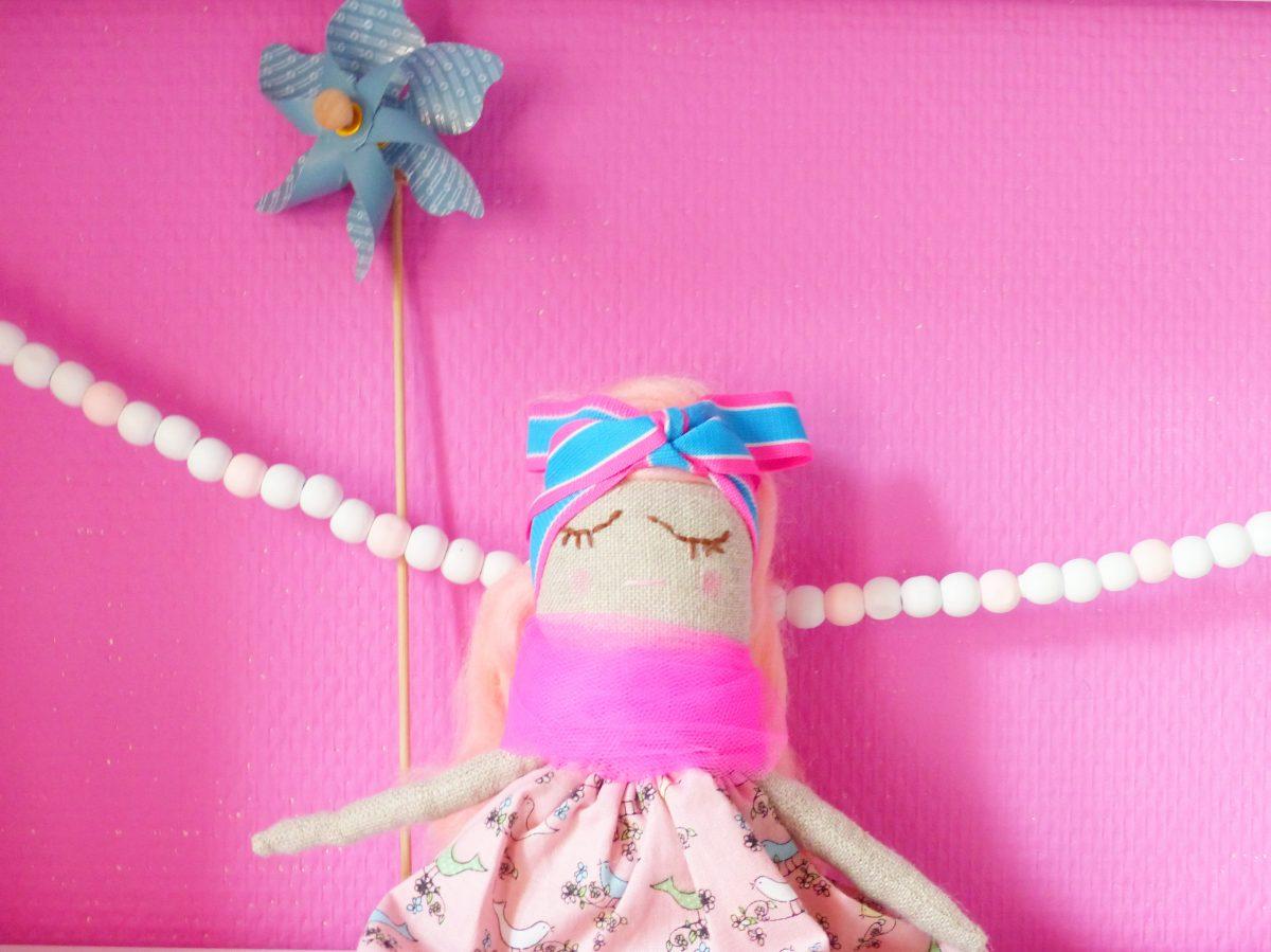 poupée en tissu Mollie Makes