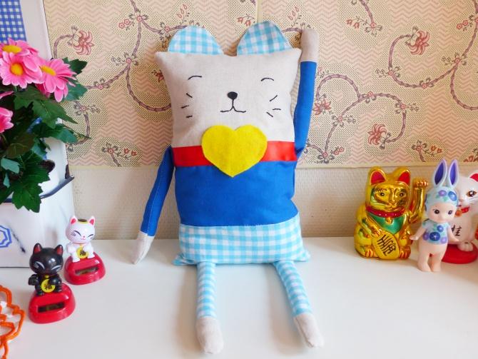 chat japonais projet 12 créatif