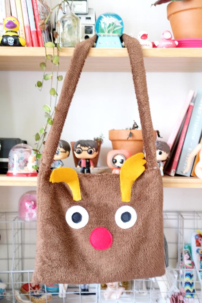sac de Noël