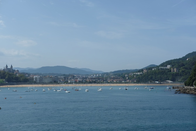 pays basque, san sebastian