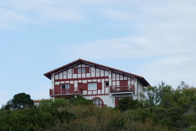 pays basque, Guétary