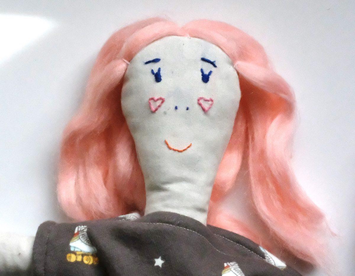 poupée Anne Quelque chose