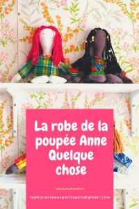 patrons de poupée